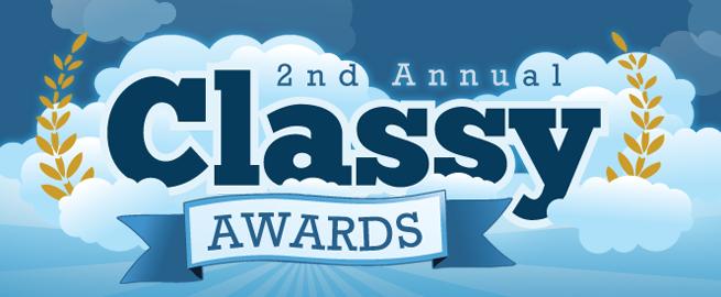 Stay classy awards