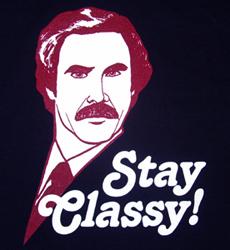 Stay classy san diego