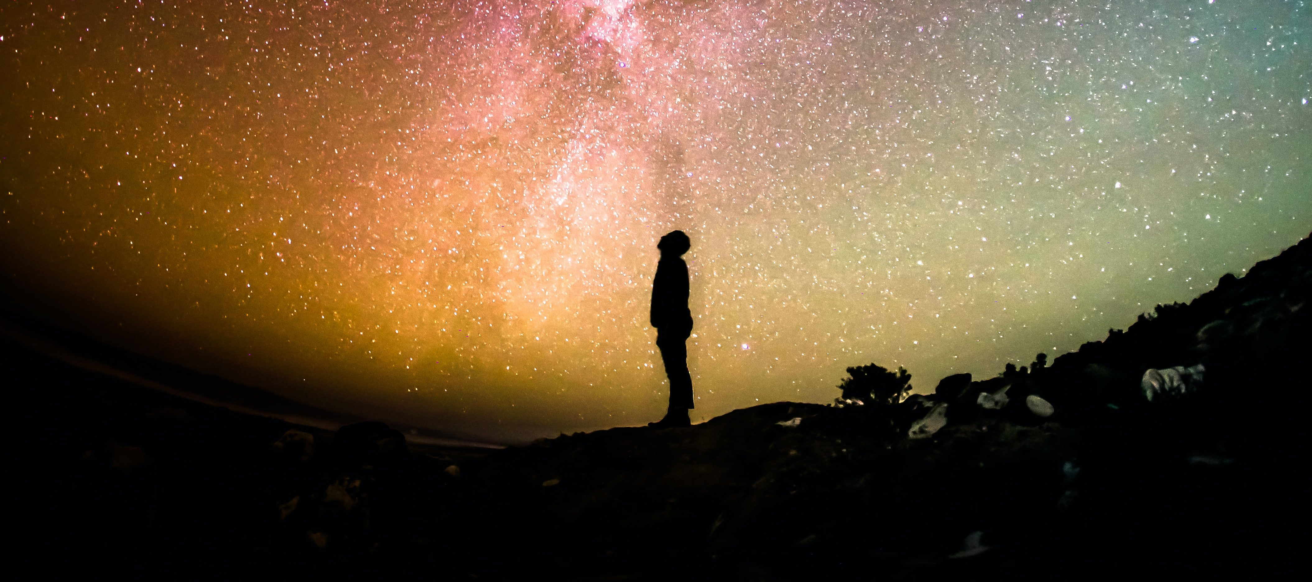 An INTJ Guide Through the Universe